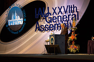 Opening Ceremony - IAU 2006 General Assembly