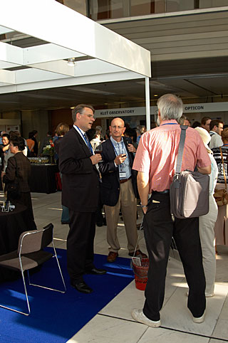 Exhibitors at IAU General Assembly 2006