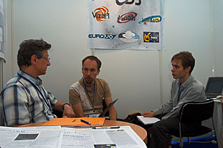 People at the IAU General Assembly 2006