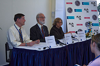 Press Conference - IAU General Assembly 2006