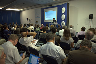 Presentation during the XXVII IAU General Assembly