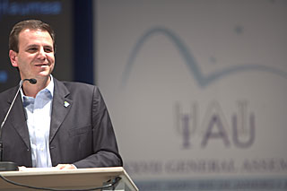 Inaugural Ceremony, IAU General Assembly 2009