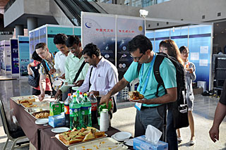 Happy Hour during the GA 2012