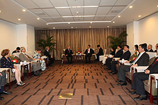 VIP Meeting during the IAU General Assembly 2012