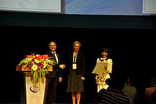 Award of the Gruber Cosmology Prize