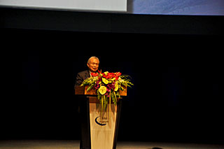 Opening Ceremony of the IAU General Assembly 2012