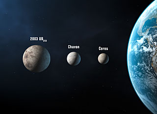 Three new planets? [artist's impression]