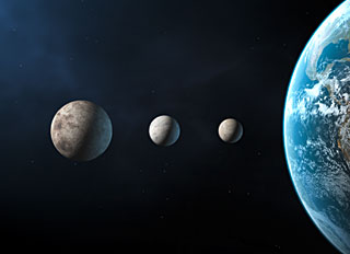 Three new planets? [unannotated]