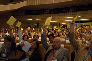 IAU 2006 General Assembly: Result of the IAU Resolution Votes