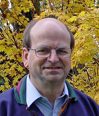Jeremy Mould, 2009 Gruber  Cosmology Prize recipient
