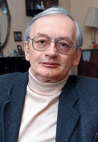 Alexei Starobinsky, recipient of the 2013 Gruber Prize
