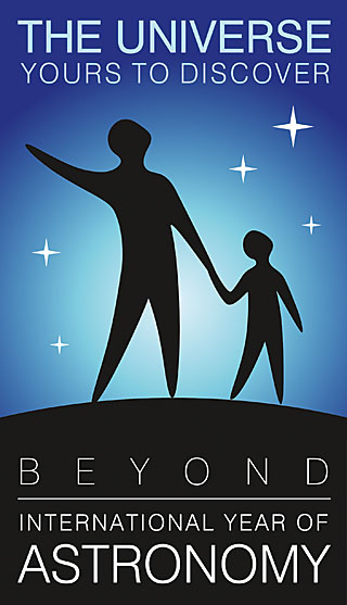 Beyond International Year of Astronomy 2009 Logo