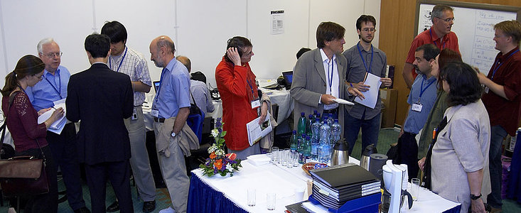 Press Office - IAU General Assembly 2006