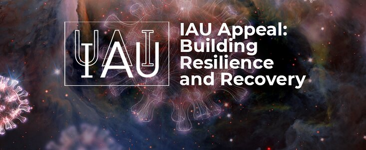 IAU Appeal: Resilience and Recovery