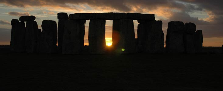 Stonehenge - an existing UNESCO Heritage site