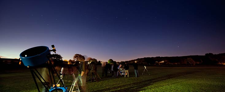 Galilean Nights will see countless people looking up at the skies