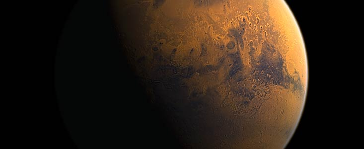scientific thesis on mars Scientists have been looking for organic material on mars for decades.