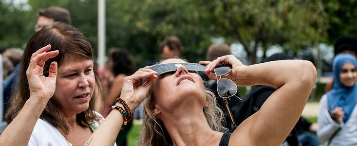 Total Solar Eclipse Observation