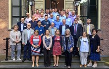 The participants in the IAU Workshop on Future Space-Based Optical/UV/IR Telescopes held at Kasteel Oud-Poelgeest