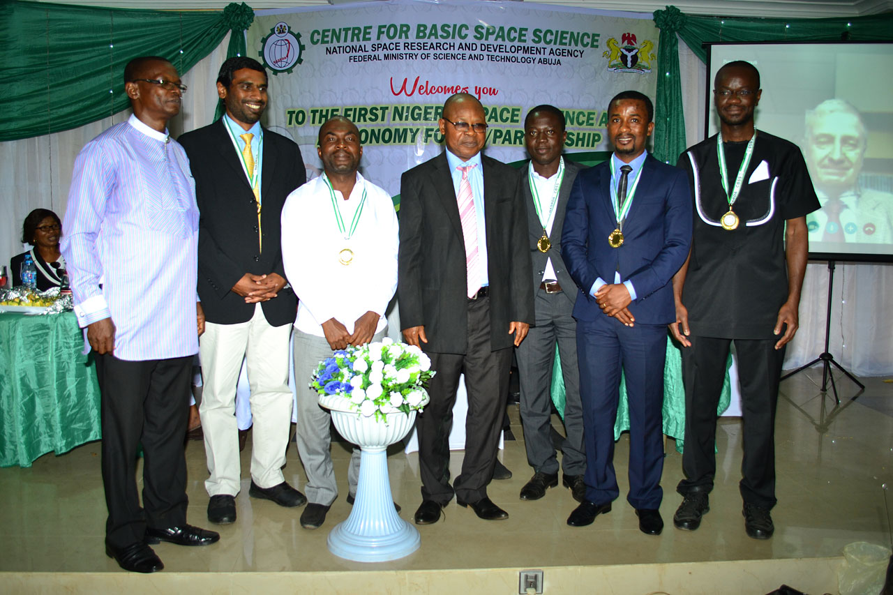 Inauguration of the West African Regional Office of Astronomy for Development