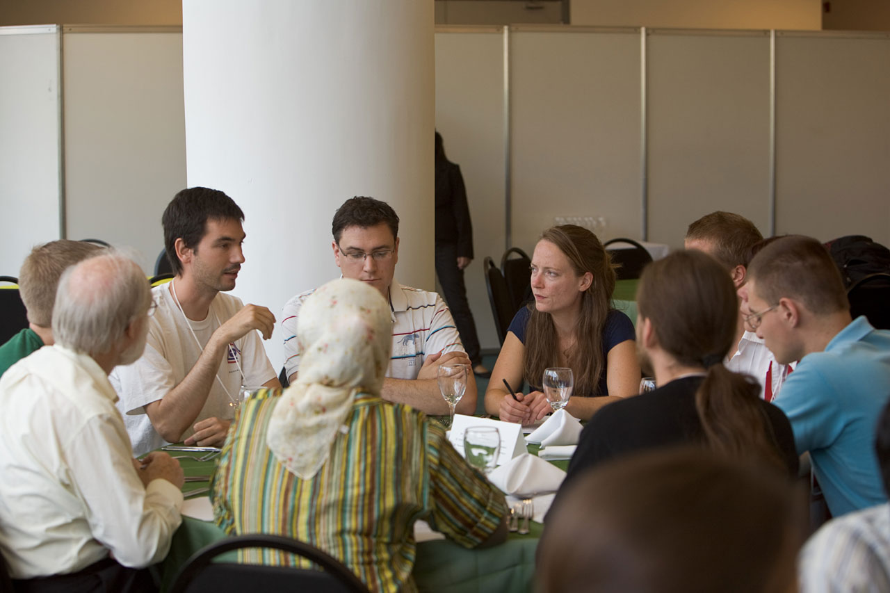 Young Astronomers Lunch during IAU General Assembly 2009