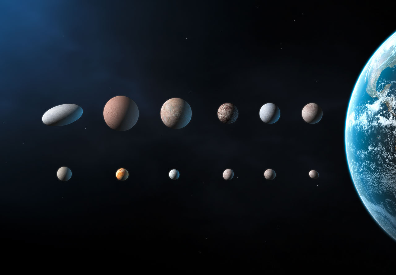 a report on the planets of the solar system This collection of cards depicts solar system objects such as planets, comets, asteroids, the moon, and the sun also included are cards with common misconceptions, hubble trivia, online resources, and instructions for a game.