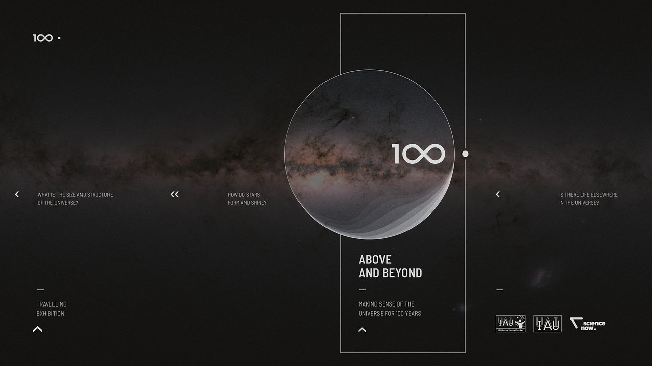 IAU 100th Anniversary Open-source Exhibition Premieres in Vienna