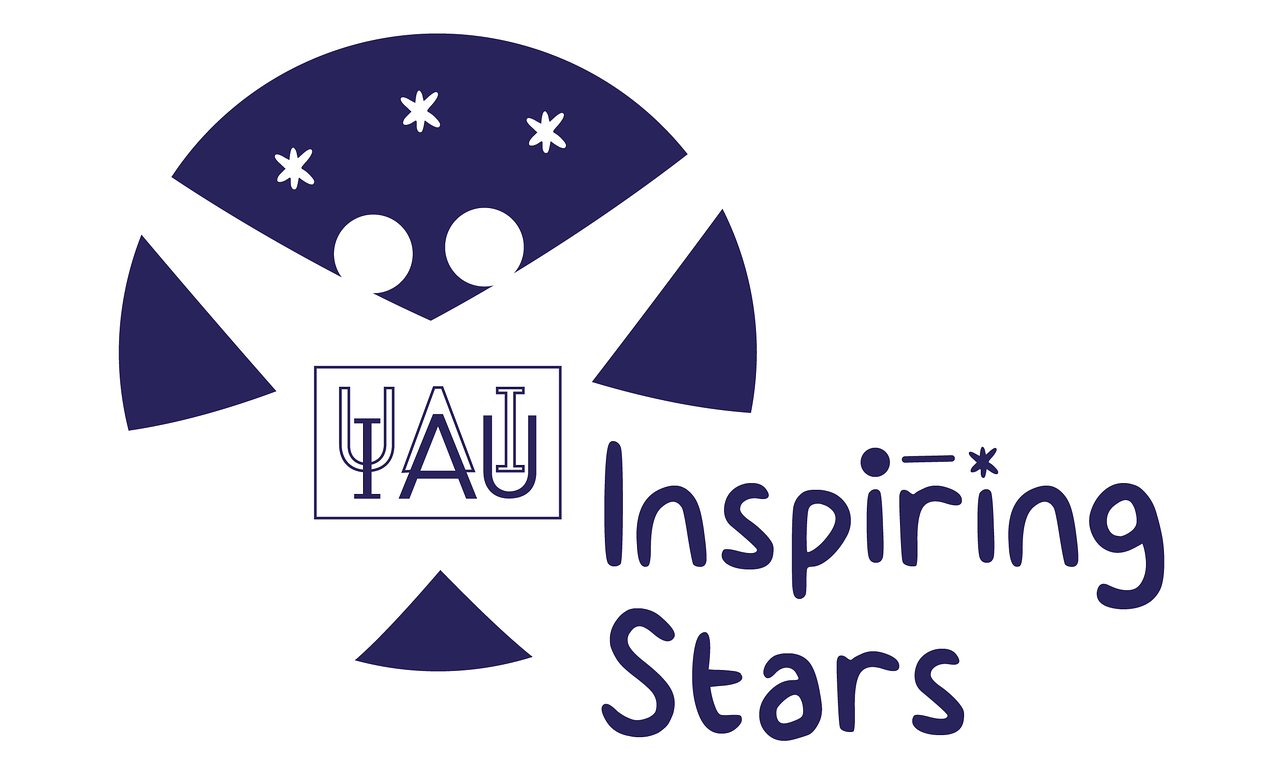Logo for the Inspiring Stars exhibition