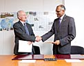 New Memorandum of Understanding signed by IAU and UNESCO
