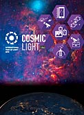 Cosmic Light poster