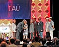 IAU XXIX General Assembly closing ceremony
