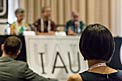 First press briefing at IAU XXIX General Assembly