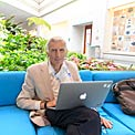 Astronomer Royal, Martin John Rees, at the IAU XXIX General Assembly