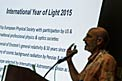 Talk on International Year of Light at IAU XXIX General Assembly