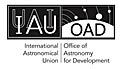 Logo of IAU and OAD
