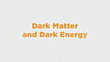 IAU astroEDU: Dark matter and Dark energy