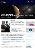IAU e-Newsletter - Volume 2014 n°1