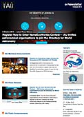 IAU e-Newsletter - Volume 2014 n°3