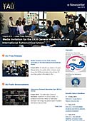 IAU e-Newsletter - Volume 2015 n°3