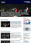 IAU e-Newsletter - Volume 2016 n°1