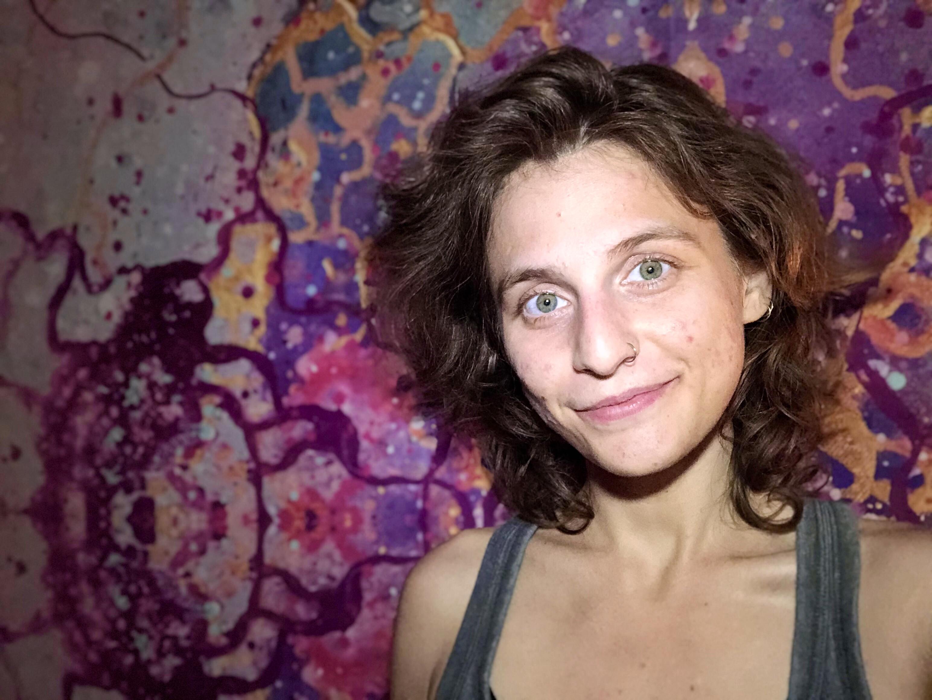 Kelly Blumenthal portrait
